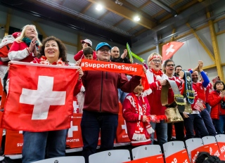 Supporter Securitas Swiss Davis Cup Team