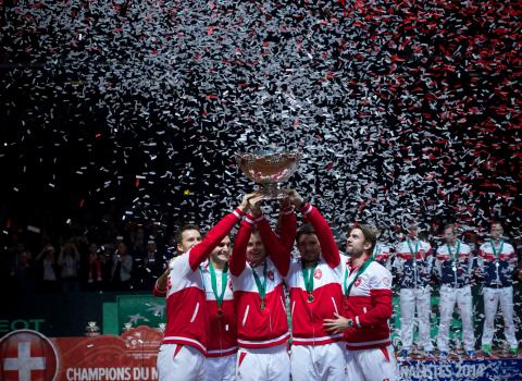 SwissTennis_Daviscup-Team